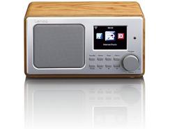 Rádio LENCO DIR 100 Madeira