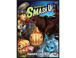 Jogo de Tabuleiro Smash Up: Awesome Level 9000 (M12 – Nível Dificuldade: Intermédio)