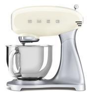 Robô de Cozinha SMEG Anni 50 SMF02CREU (4.8 L – 800 W – 5 acessórios)