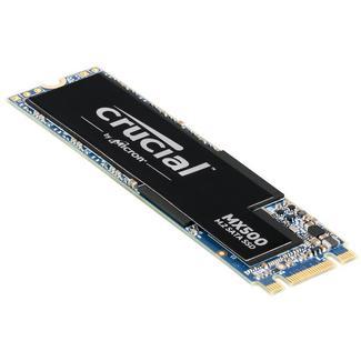 SSD M.2 2280 Crucial MX500 250GB 3D TLC