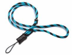 Fita Porta-Chaves O. LANYARDS Strap Pro Azul