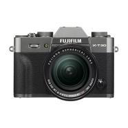 Câmara Fotografica CSC Fujifilm X-T30 com Objectiva 18-55mm F 2.8 R LM OIS - Prata