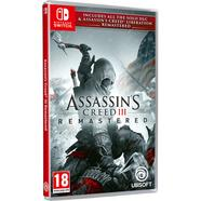 Assassin's Creed 3 + Assassin's Creed Liberation Remaster – Nintendo Switch