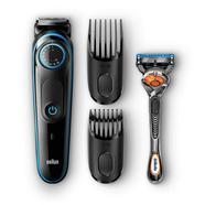 Aparador de Barba BRAUN S5 Bt5040 (Autonomia 100 min – Bateria)
