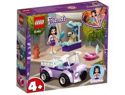 LEGO Friends – Clínica Veterinária Móvel da Emma (Idade Mínima: 3 anos)