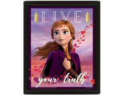 Poster 3D SHERWOOD Disney Frozen 2