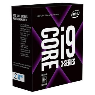 Intel Core i9-7900X Deca-Core 3.3GHz c/ Turbo 4.3GHz 13.75MB Skt2066