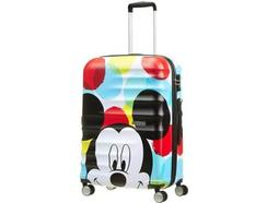 Mala de Viagem AMERICAN TOURISTER Disney Mickey Wavebreaker 67 cm