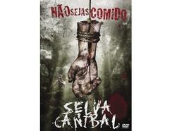 DVD Selva Canibal