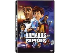 DVD Armados em Espiões