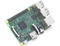 Mini PC RASPBERRY-PI RASPBERRY PI3B+