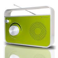 Rádio portátil SOUNDMASTER TR420GR Verde