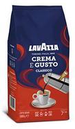 Lavazza Roasted Bean Coffee Crema