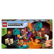 LEGO Minecraft: A Floresta Disforme