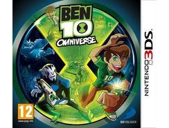 Jogo Nintendo 3DS Ben 10 Omniverse