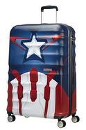 Mala de Viagem AMERICAN TOURISTER Marvel Capitão América 77 cm
