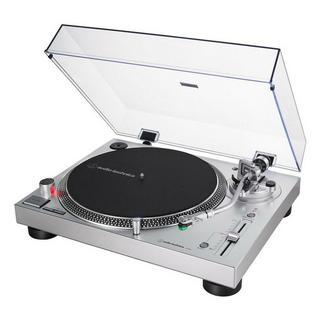 Gira-Discos AUDIO-TECHNICA AT-LP120XUSBSV (Manual – Direta – Velocidade: 33 1/3 – 45 – 78)