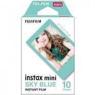 Carga Fujifilm Instax Mini 10x Folhas – Azul