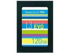 "Team Group L3 EVO 120GB 2.5"" Serial ATA III"