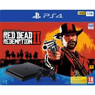 Consola PS4 Slim 1TB + Red Dead Redemption 2