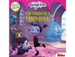 Livro Vem Conhecer a Vampirina de vários autores
