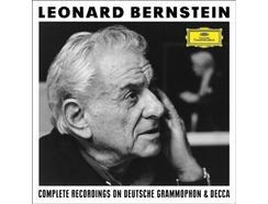 CD+DVD+Blu-Ray Leonard Bernstein – Leonard Bernstein: Complete Recordings On Deutsche Grammophon & Decca