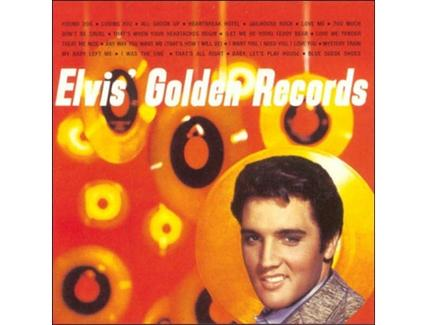 CD Elvis Presley – Golden Records V1