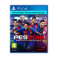 Pes 2018: Edição Premium – PS4