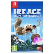 Jogo Nintendo Switch Ice Age: Scrat's Nutty Adventure