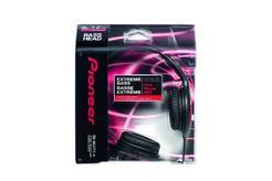 Auscultadores com Fio PIONEER SE-MJ711R (On Ear – Microfone – Rosa)