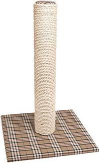 Poste arranhador para gatos Karlie Flamingo – 38 x 38 x 59 cm