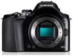 Máquina fotográfica SAMSUNG NX20