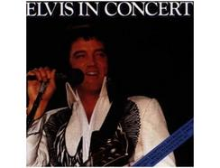 CD Elvis Presley – Elvis in Concert