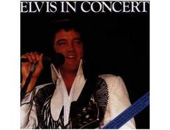 CD Elvis Presley – Elvis in Concert