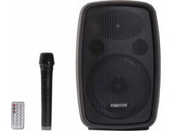 Amplificador FONESTAR AMPLY (100 W – Bluetooth – Karaoke)