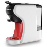Máquina de Café SOGO CAF-SS-5665 (15 bar – Níveis de Moagem)