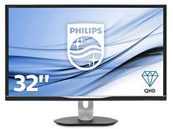 "Monitor PHILIPS 328B6QJEB/00 (32"" – QHD – LED IPS)"