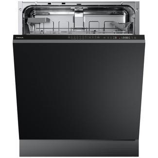 Máquina de Lavar Loiça Encastre TEKA DFI 46700 (14 Conjuntos – 59.8 cm – Painel Preto)