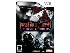 Jogo Nintendo Wii Resident Evil: The Umbrella Chronicles