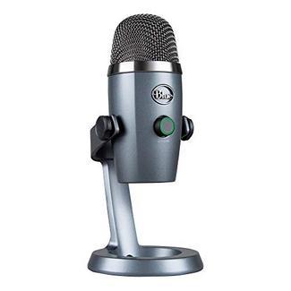 Blue Yeti Nano Microfone USB Cinzento