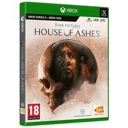 The dark pictures: House of Ashes Xbox Series X
