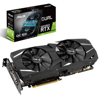 Asus GeForce RTX 2060 Dual 6GB OC