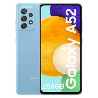"""Smartphone SAMSUNG Galaxy A52 6.5"""" 8GB 256GB Azul"""