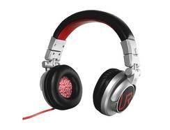 Auricular c/ Fio Rimix Urban Revolt Grey / Red