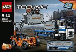 LEGO Technic 42062 Depósito de Contentores