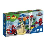 LEGO Duplo: Spiderman & Hulk Adventures