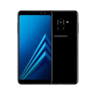 Samsung Galaxy A8 (2018) 4GB 32GB Dual SIM Preto