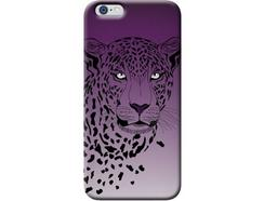 Capa LIU.JO Hard Tiger Apple iPhone 6, 6s Roxo