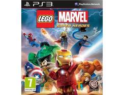Jogo PS3 Lego Marvel Super Heroes