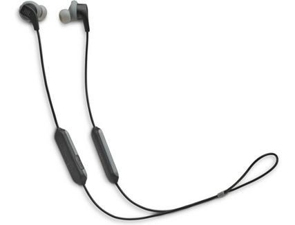 Auriculares Bluetooth JBL Endurance Run (In Ear – Microfone – Atende Chamadas – Preto)